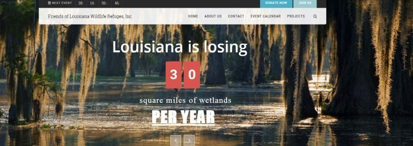 Friends of Louisiana Wildlife Refuge