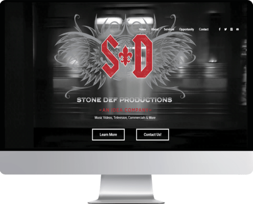 Video Production Website