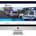 Friends of Slidell Police Foundation Web Design