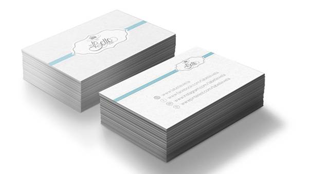 Logo and Business Card Creations